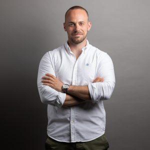 Mitarbeiter Tim Weinel