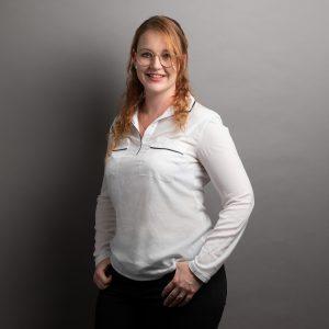 Mitarbeiterin Jasmin Kappler