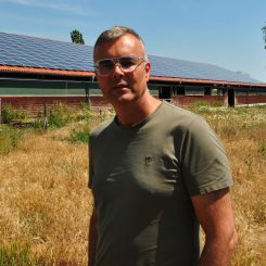 Marcus Biermann Portrait Solarkraft Tangerland II