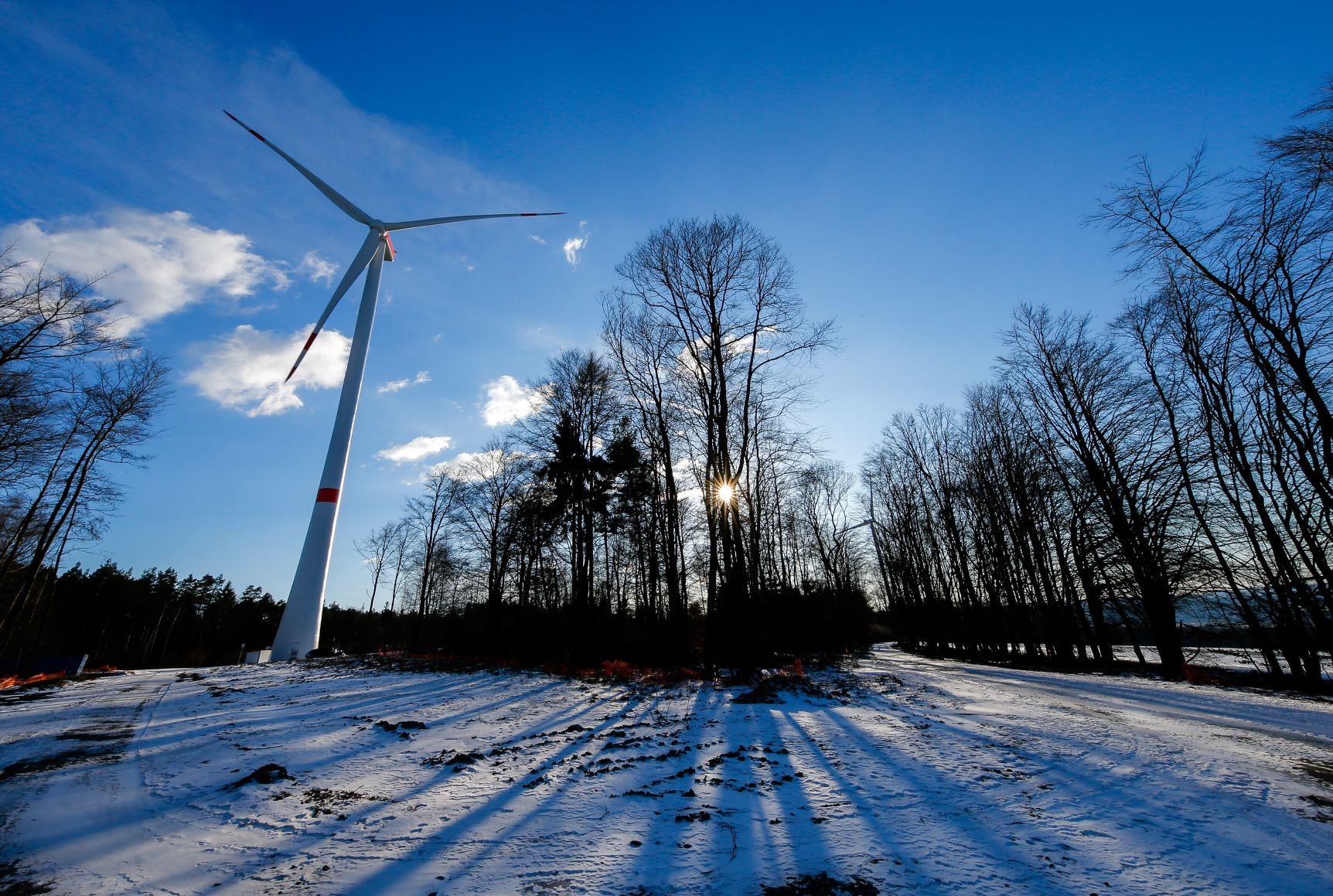 Windpark Hassenhausen Kampagnenbild