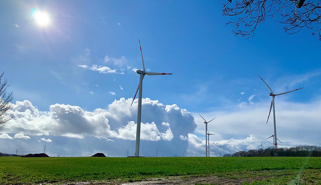 Projektupdate: Windkraft Schloßvippach ist vollständig finanziert