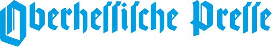 Logo Oberhessische Presse transparent