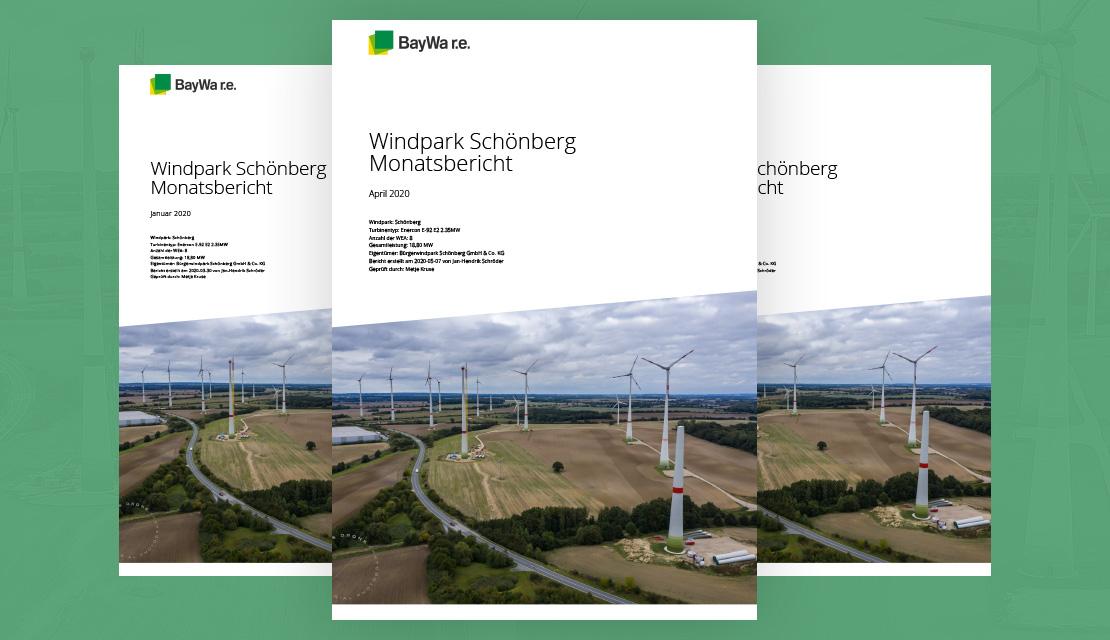 Projektupdate: Bürgerwindpark Schönberg knüpft im zweiten Quartal nahtlos an den bisherigen Erfolg an