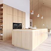 Anwendungsmöglichkeit Kiri Küchenmöbel