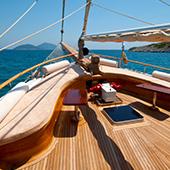 Anwendungsmöglichkeit Kiri Yacht